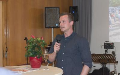 Bürgerverein Gohlis feiert mit Gästen aus dem Stadtteil Einzug ins Budde-Haus