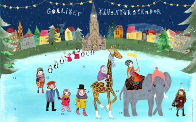 Für die Sanierung der Michaeliskirche: Gohliser Adventskalender