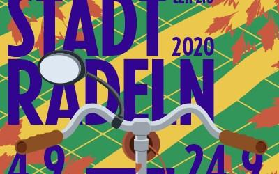 Bürgerverein mit neuem Rekord beim Stadtradeln 2020 dabei