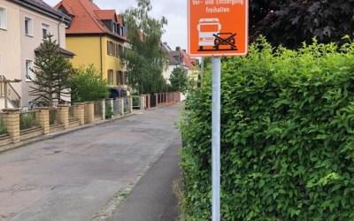 Demokratieecke Teil 2: Lösung des Problems der behinderten Abfallentsorgung in der Siedlung am Bretschneiderpark?