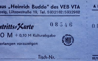 Gesucht: Zeitzeugen für neue Budde-Haus-Chronik
