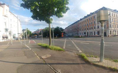 Entwurfsplanung zu den Baumaßnahmen südliche Landsberger Straße