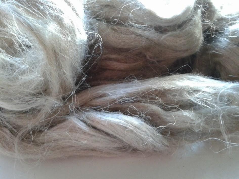 Processed flax