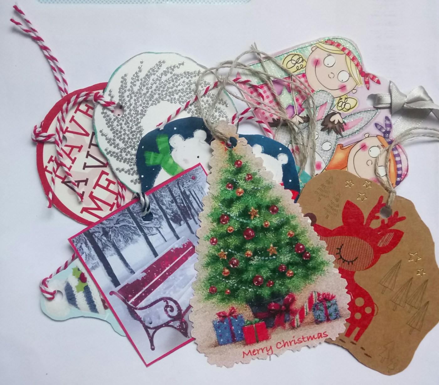 new from old recycle your greetings cards into next year