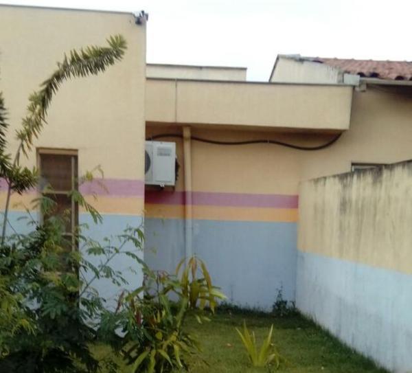Ar condicionado que não funciona nas escolas municipais de Goiás