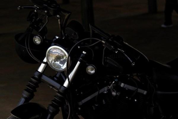 novidade moto com ar-condicionado
