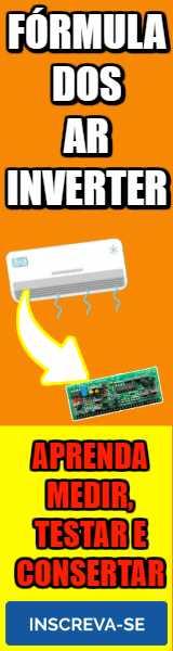Curso de ar condicionado inverter - Inscreva-se