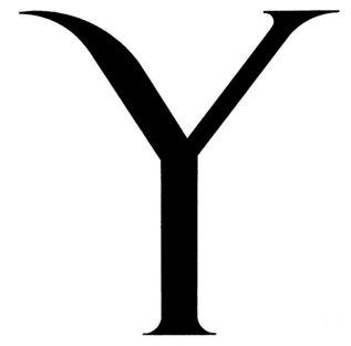 The The Greek Letter Upsilon