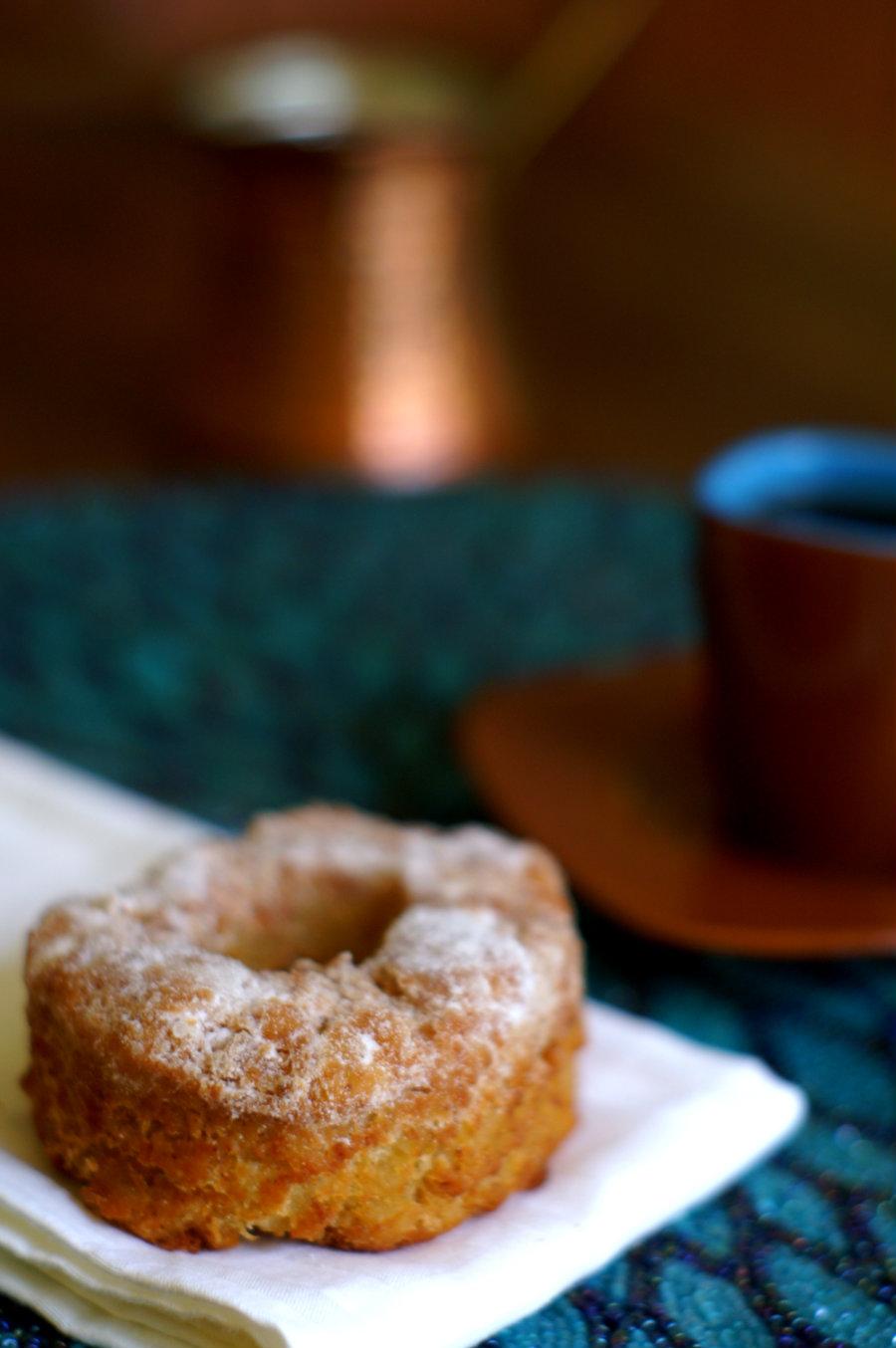 cronut n coffee