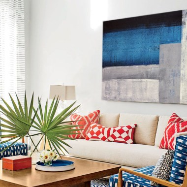 Style Your Living Room Decor With These Creative Abstract Art Ideas!