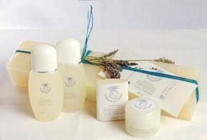 cosmetica eco bio in hotel - Essenze d'etruria
