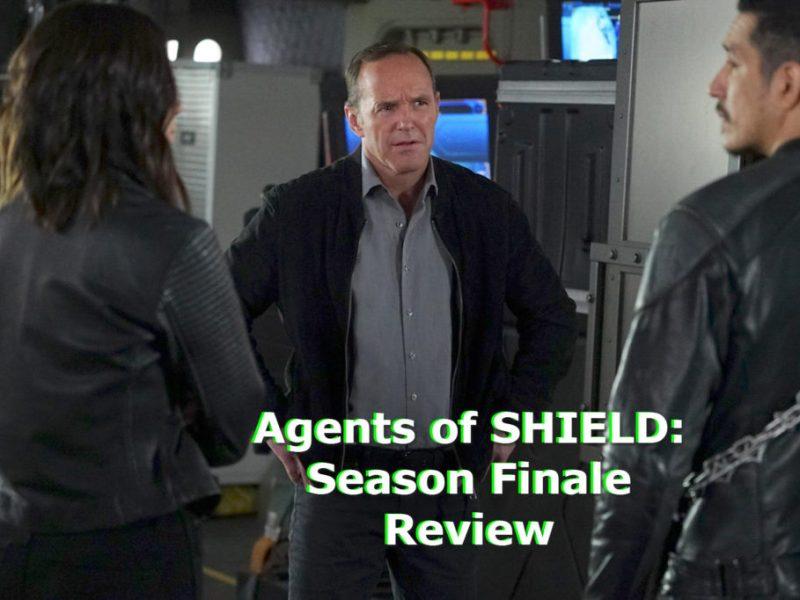 SHIELD Season 4 Finale