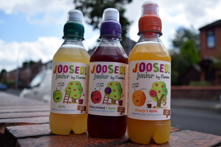 JOOSED! Junior flavours