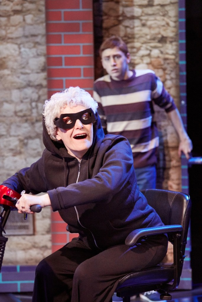 Birmingham Stage Company presents Gangsta Granny by David Walliams.