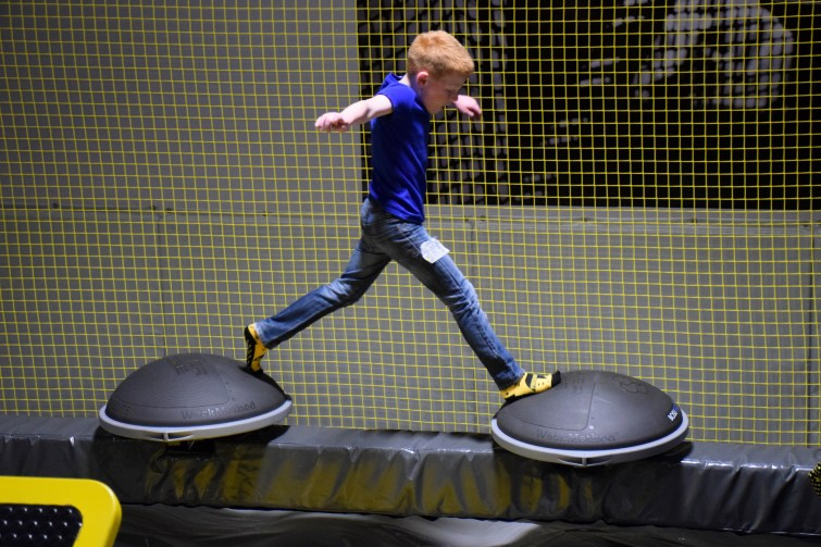 FREEDOME warrior obstacle course