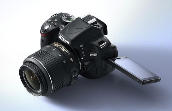 Aparat foto DSLR Nikon D5100