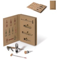 Set herramientas para vino eco deluxe