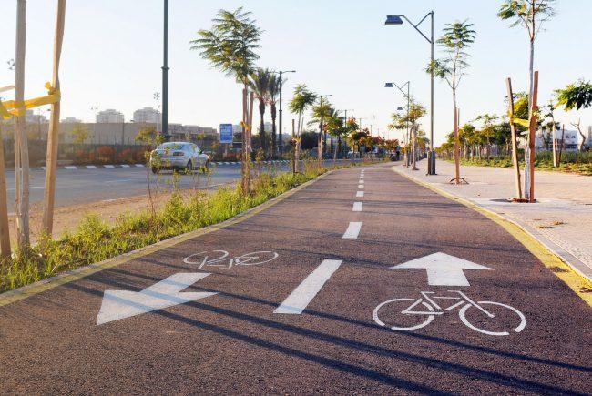 עמדות עצמאיות לתיקון אופניים
