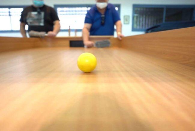 טניס שולחן לעיוורים