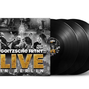 Live in Berlin - Vinyl Triple Record