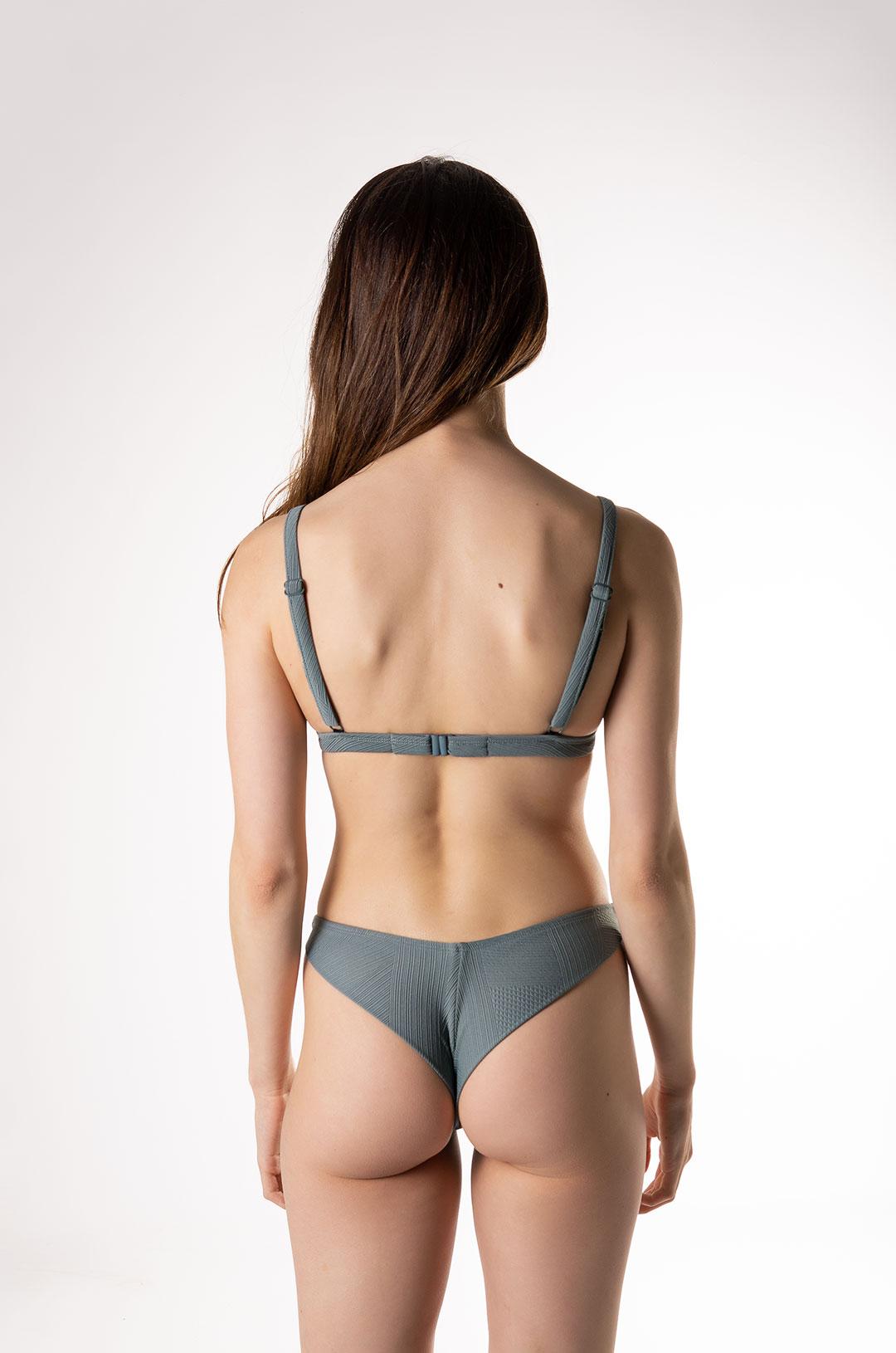 Braga bikini v pernera alta