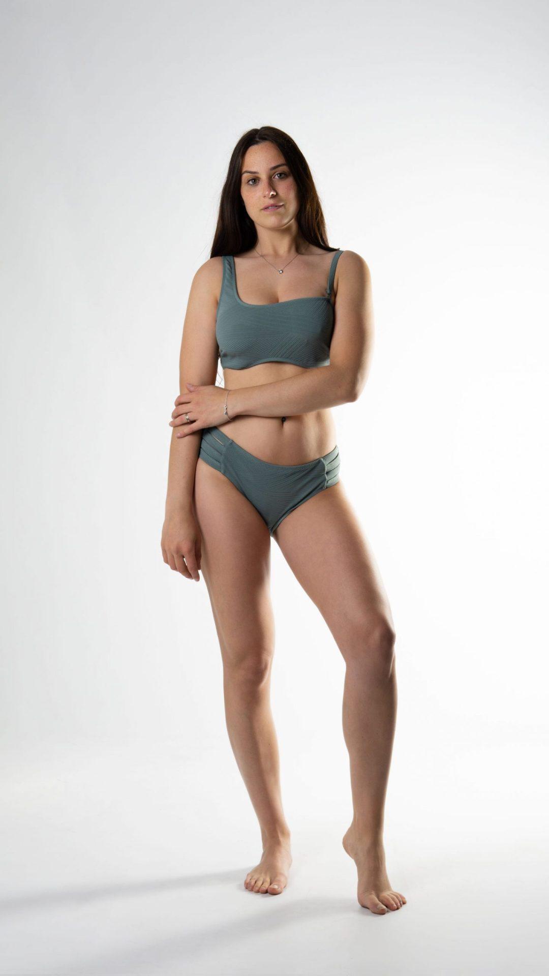 Bikini asimétrico copa D