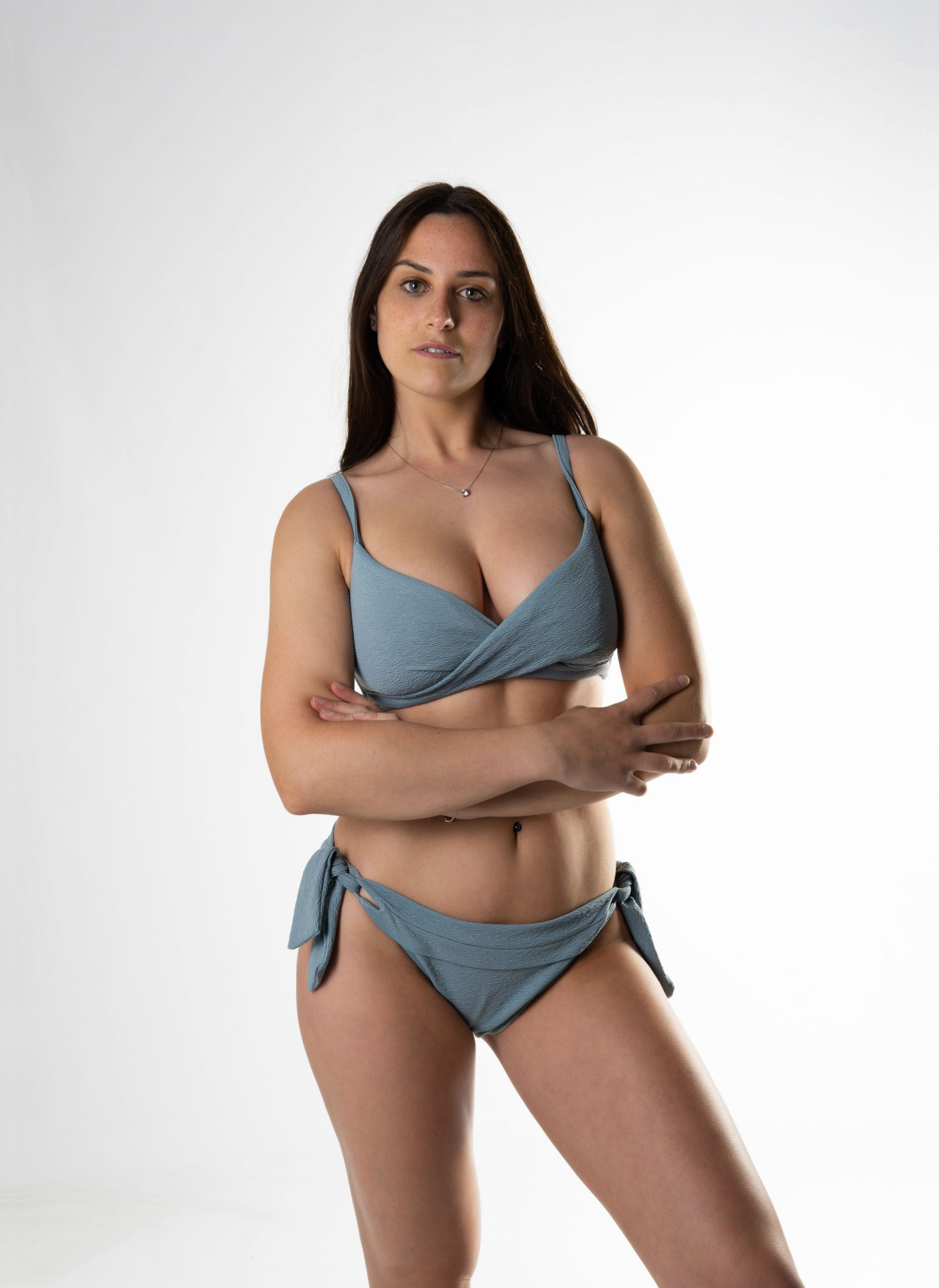 Sujetador bikini copa D