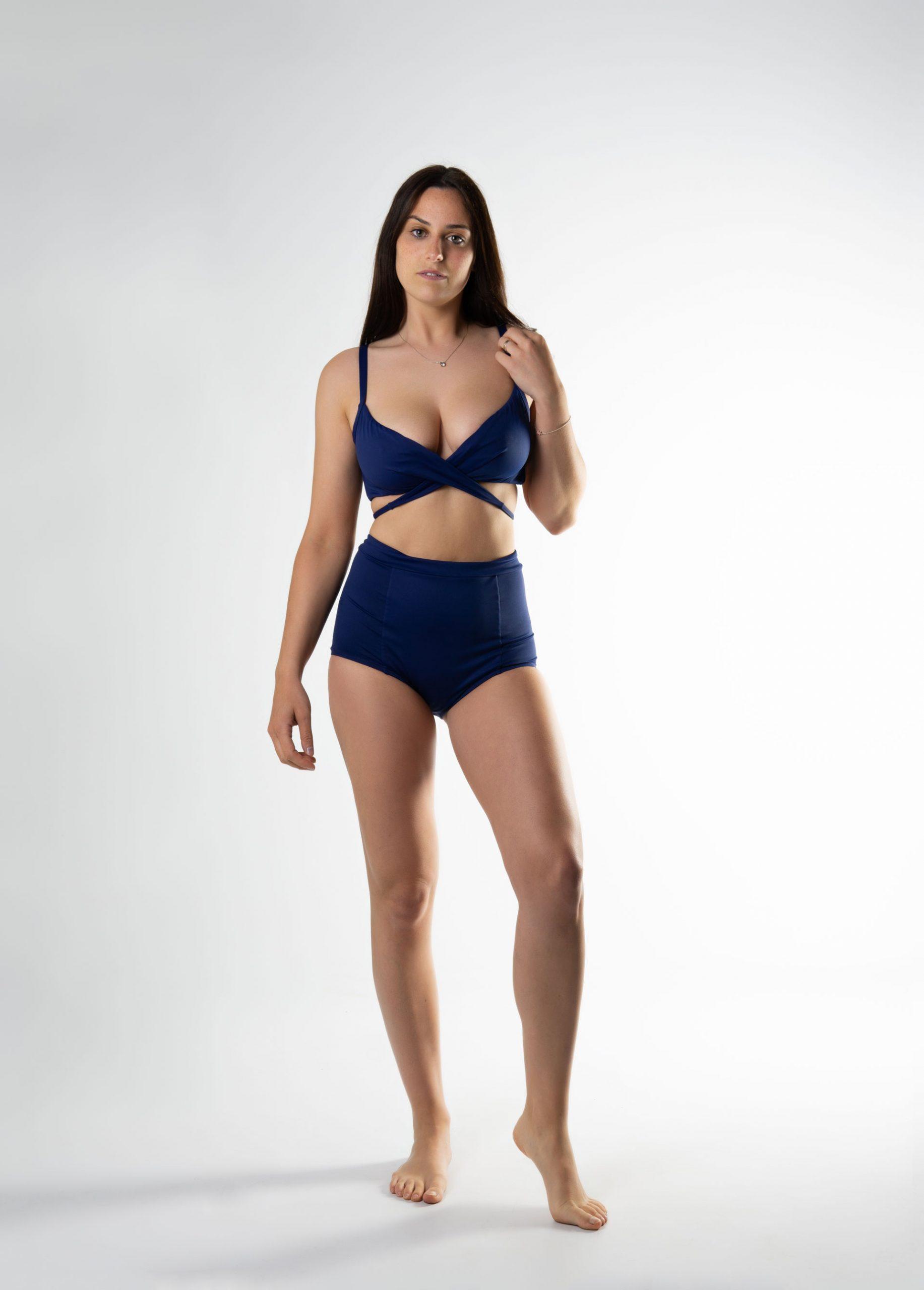 Sujetador bikini copa especial