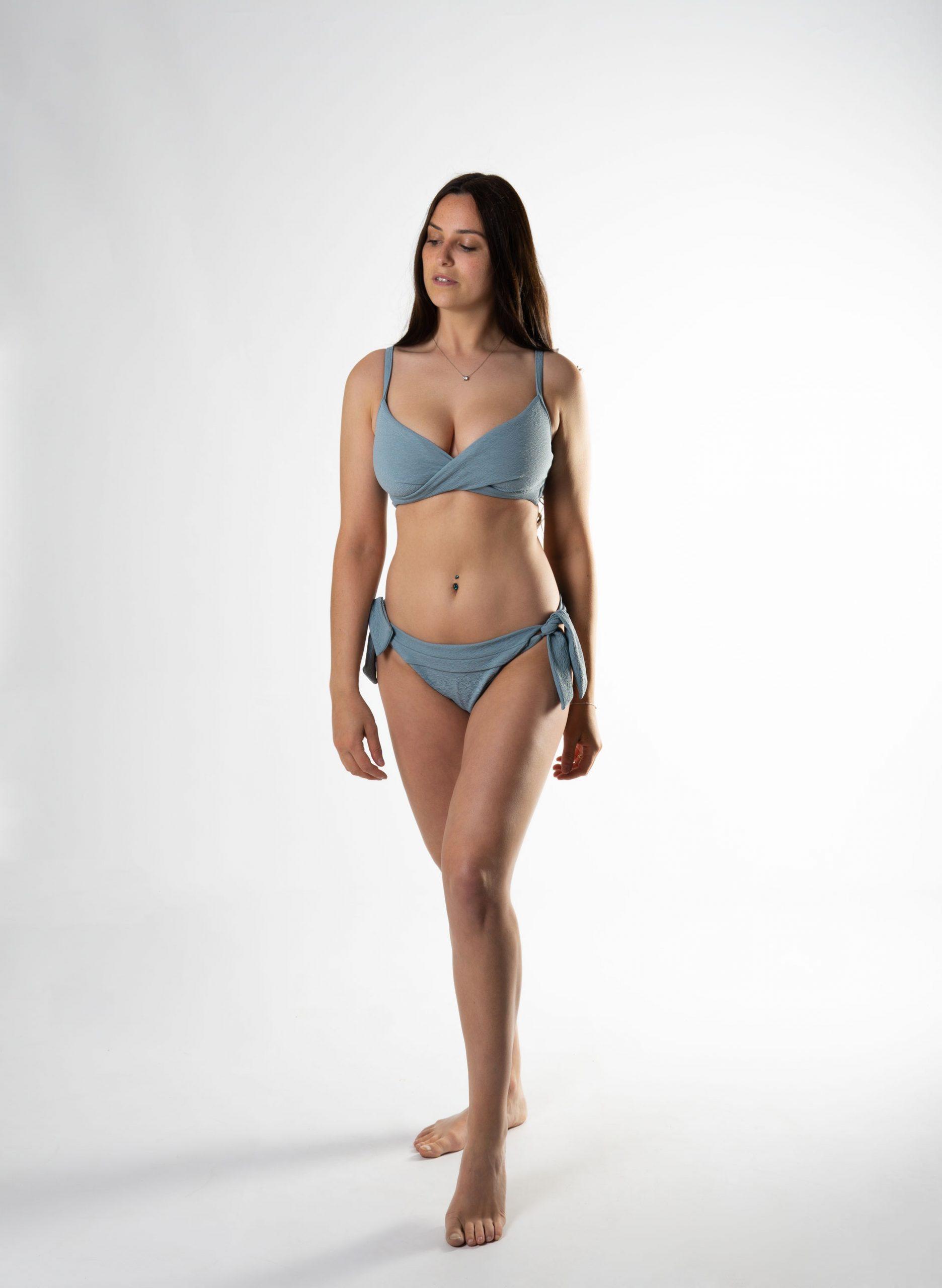 Sujetador copa D bikini