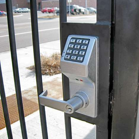 Trilogy Dl5300 Two Sided Electronic Keypad Lock Gokeyless