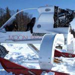 Moon Regan Winston Wong Bio-Inspired Ice Vehicle (BIV)