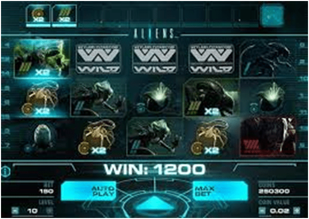 Nerdiest slots om te spelen bij Nederlandse online casino's- Alien