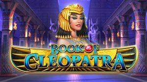 Stakelogic Gokkast Book of Cleopatra