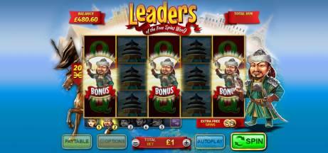 Free Spins Online Casino 2019