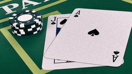 Blackjack ontstaan