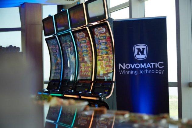 Novomatic gokkastontwerper opleiding