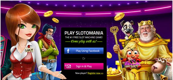 Slotomania gratis sociale casino-app