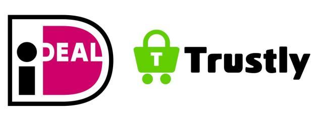 Trusty zorgt samen met Paypal voor een veilig betaalsysteem