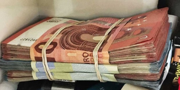 witwassen van geld door illegaal gokken