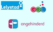 logo's organisatie toegankelijkheidsdag