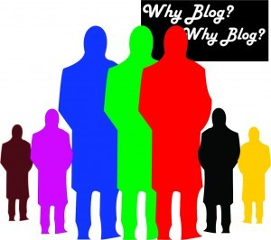 Start Blogging Drive Traffic