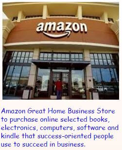 Amazon great home business products