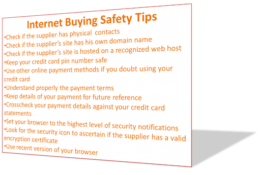 Internet Buying – How To Avoid Being Cheated On The Internet