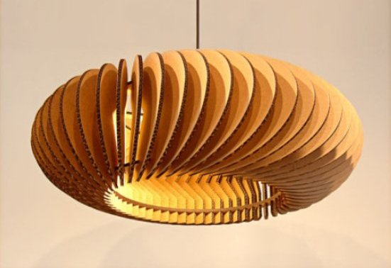 Turbine Lampshade Makes your Home Absolutely Attractive – Assured!