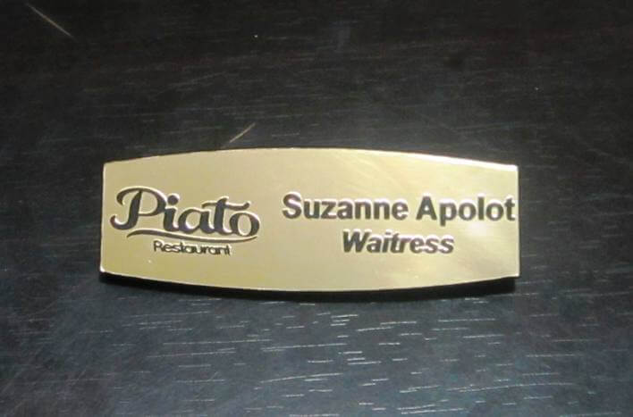 How Important are Company Name Tags to your Business?