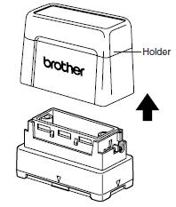 Stamp Holder