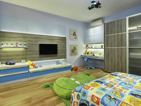 Примеры интерьров комнат для подростка мальчика от 12 до ...