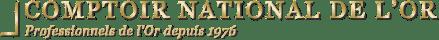 Le Comptoir National de l'Or vous donne en temps réel le cours de l'or