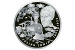 Дизайн монеты «120 лет со дня рождения Юлиана Тувима»