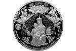 1 кг серебра – вес новой российской монеты